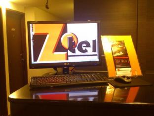 Zotel Business & Leisure Hotel Kuching - Hotellet indefra