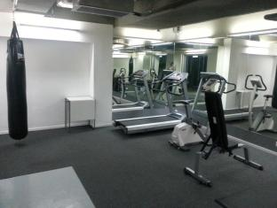 60 West Hotel Hong Kong - Gimnasio