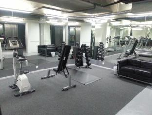 60 West Hotel Hong Kong - Fitness Room