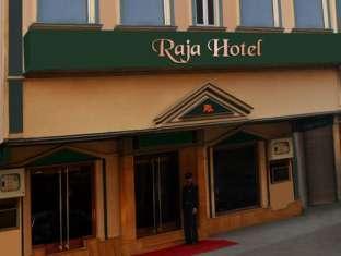 โรงแรมราชา นิวเดลี และ NCR - ทางเข้า