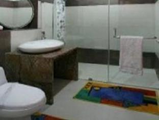 โรงแรมราชา นิวเดลี และ NCR - ห้องน้ำ