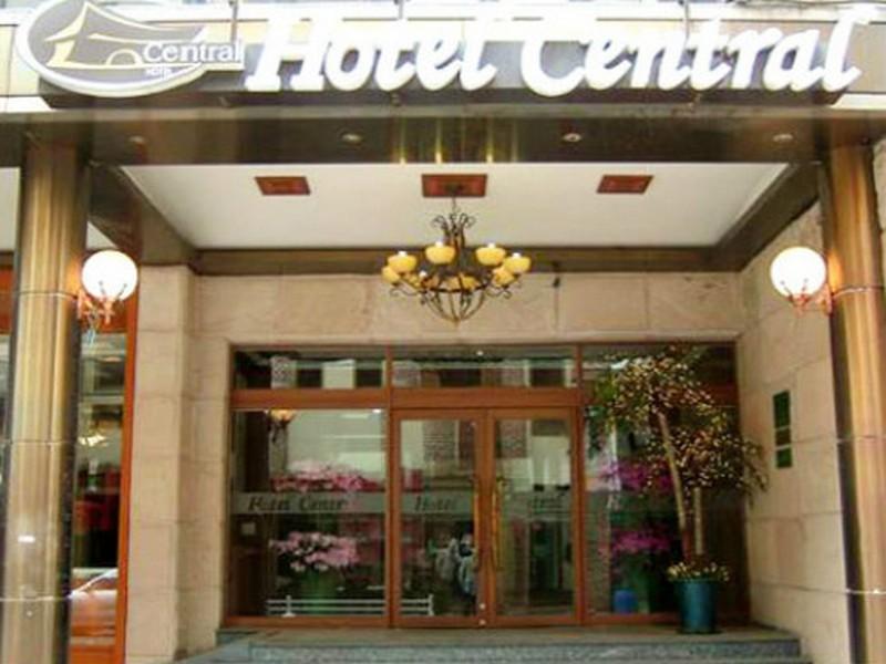South Korea-센트럴 호텔 수원 (Central Hotel Suwon)