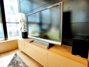Yin Serviced Apartments Hong-Kong - Chambre