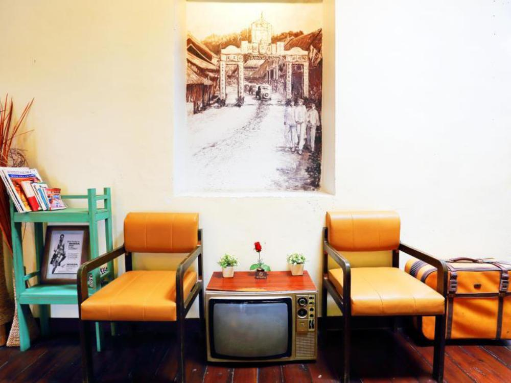 Luang Poj Boutique Hostel