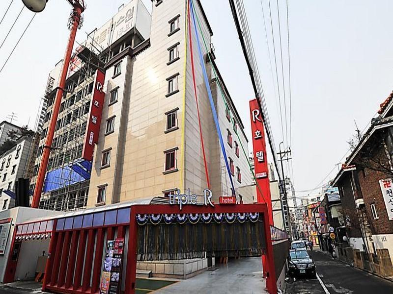South Korea-R 호텔 강동 (R Hotel Gangdong)