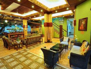 Dao Diamond Hotel and Restaurant Mesto Tagbilaran - recepcija