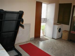White Lily bed and breakfast New Delhi and NCR - Fitness Room