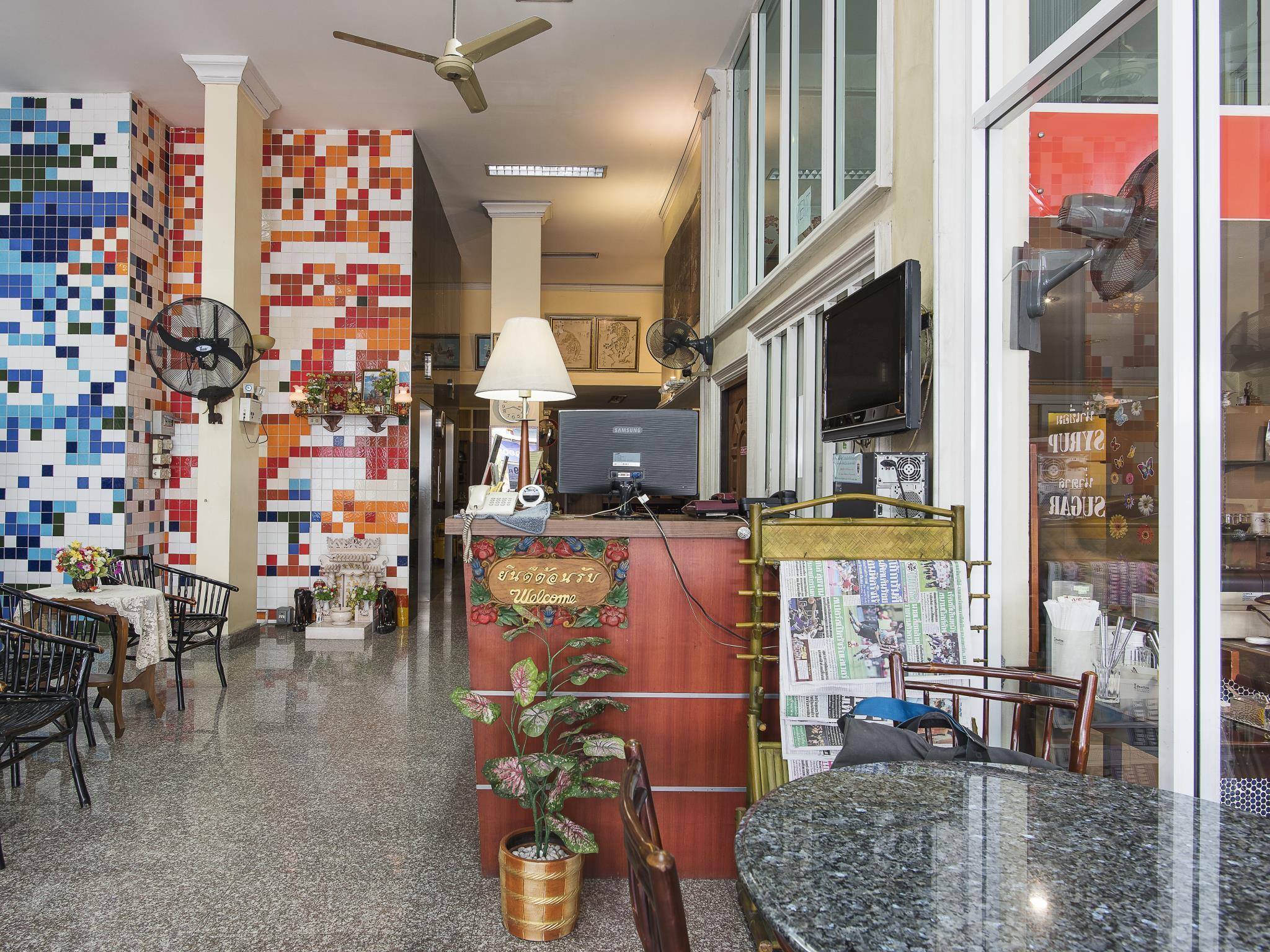 大堂吧61号酒店,โรงแรมลอดจ์ 61