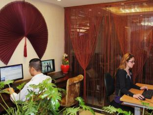 Golden Silk Boutique Hotel Hanoi - Business Center