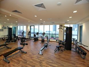 Xclusive Maples Hotel Apartment Dubai - Fitnessruimte