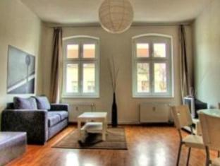 Inn Sight City Apartments Prenzlauer Berg Берлин - Интерьер отеля
