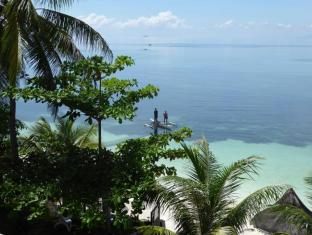 Island View Beachfront Resort Bohol - Bãi biển