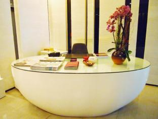 Yi Serviced Apartments Hong Kong - Vchod