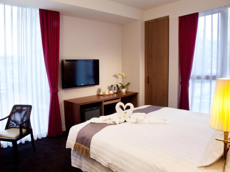 ラピンホテル