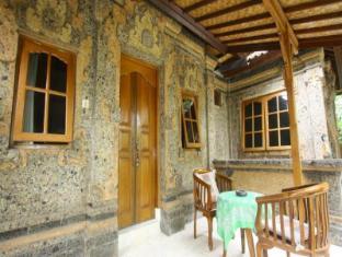 玉立阿媞酒店 巴厘岛 - 阳台/露台