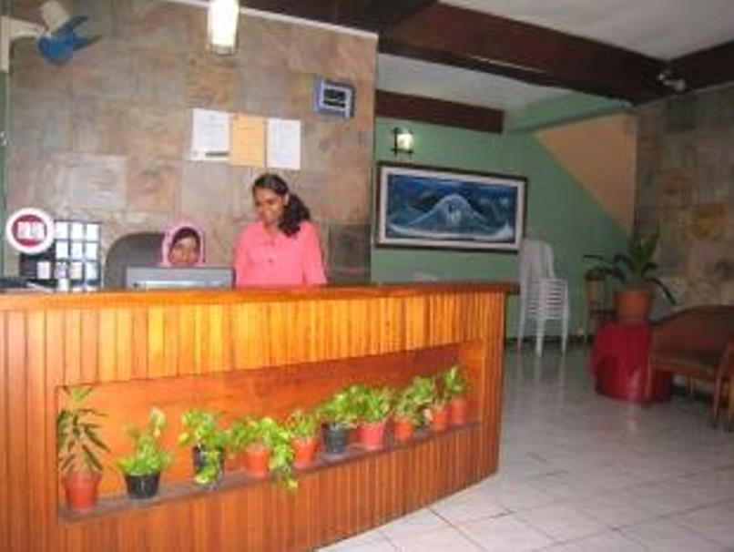 Male City and Airport Hotels | Reception