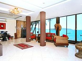 Patong Beach Front Suites Phuket - Interior del hotel