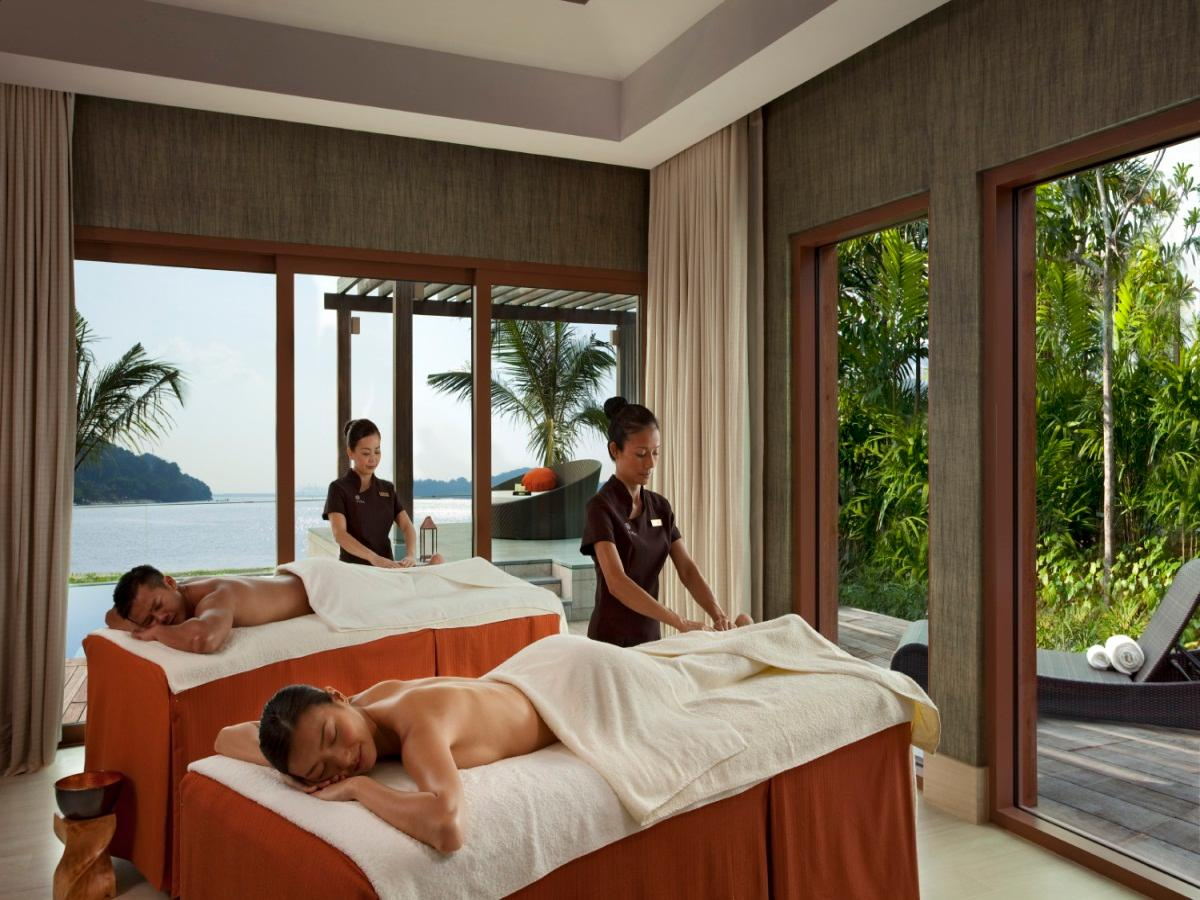 Resorts World Sentosa - Beach Villas18