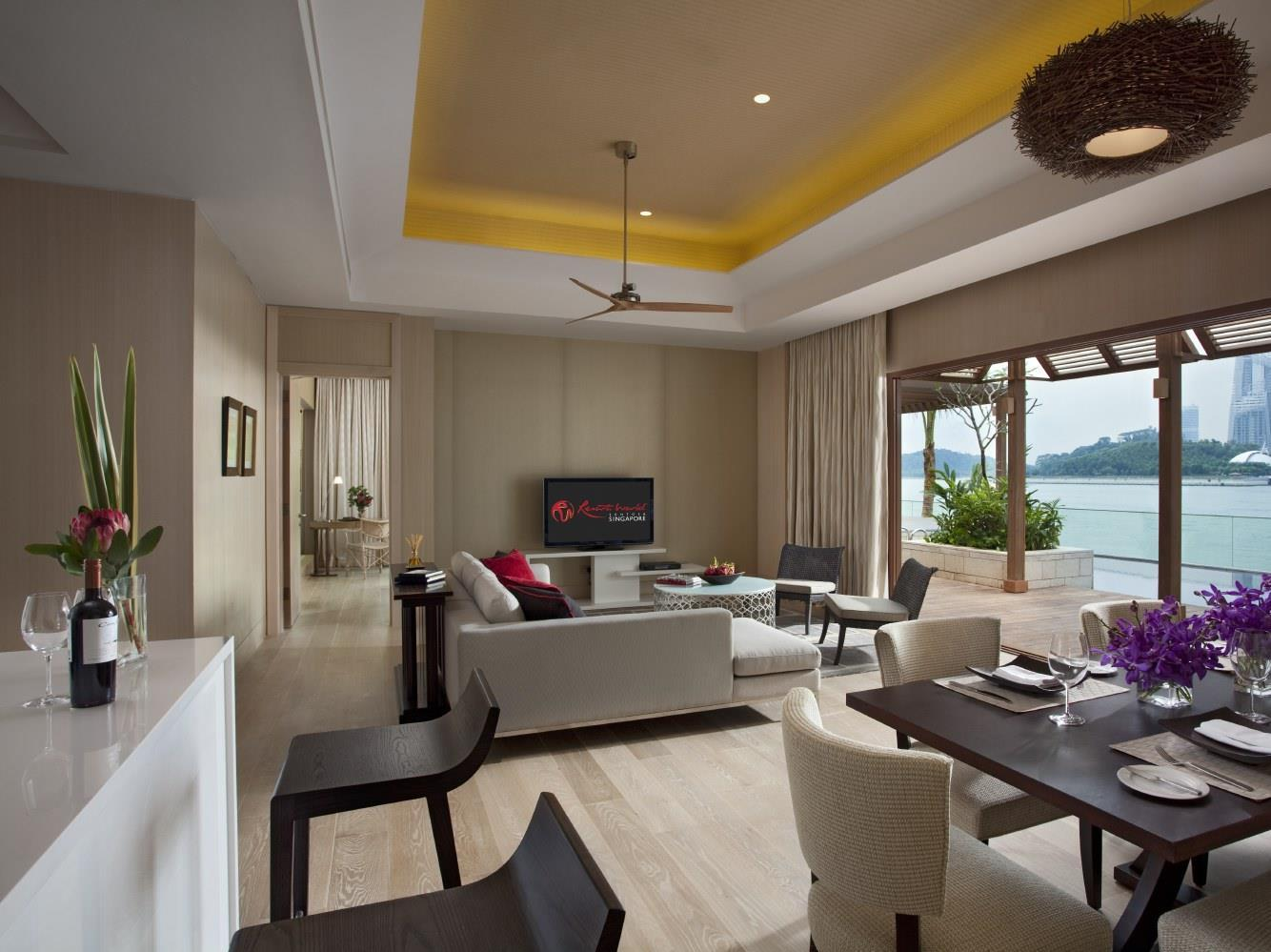 Resorts World Sentosa - Beach Villas43