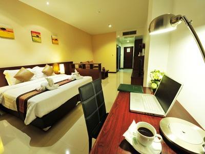 โรงแรม กรีนเวิลด์ พาเลซ
