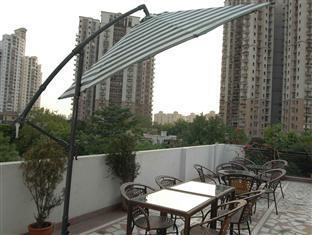 Tree Top Greens Serviced Apartment New Delhi and NCR - Roof-Top