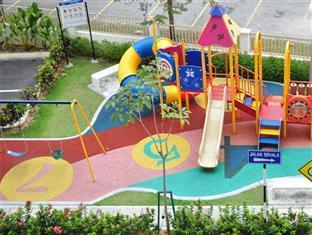 Damansara Holiday Home Kuala Lumpur - Children playground