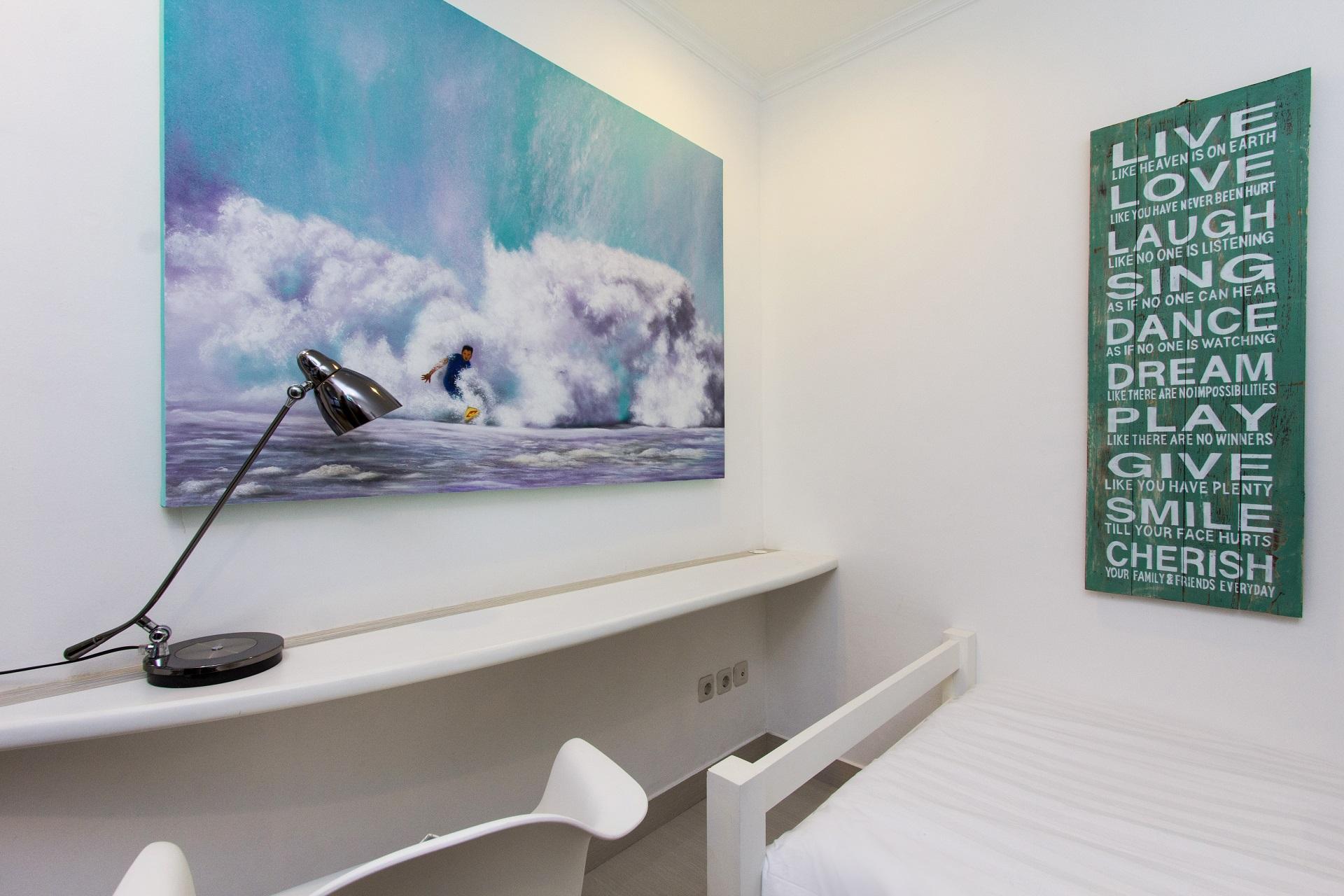 Surf Shack at Villa Santai II