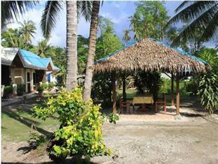 Isola Bella Beach Resort Bohol - Tuin