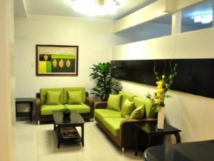El Bajada Hotel Davao - Interiér hotelu