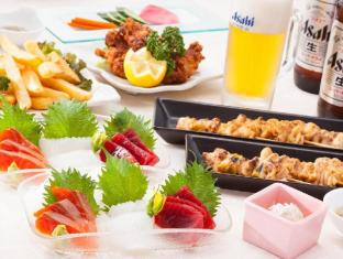 Green Plaza Shinjuku – Male Only Tokyo - Food and Beverages