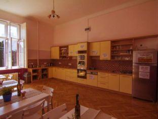 Hostel Goodmo Budapest - Kitchen