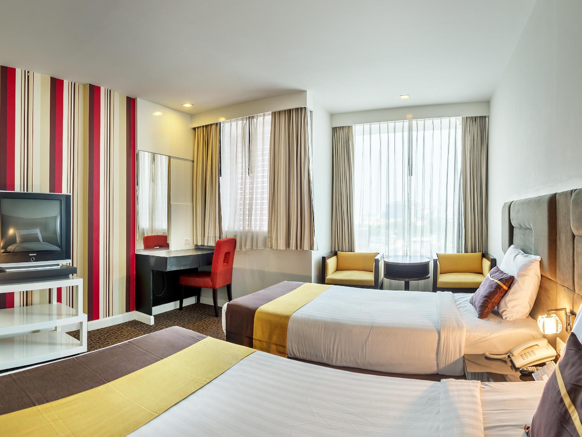โรงแรมธำรงอินท์
