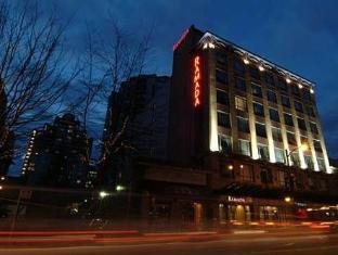 Ramada Inn & Suites Downtown Vancouver Vancouver (BC) - Eksterijer hotela