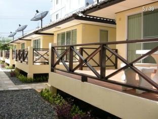 ทะเลดาวบีชรีสอร์ท  ระยอง - ภายนอกโรงแรม