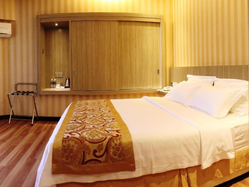 【コタキナバル ホテル】マンダリンホテル(Mandarin Hotel)