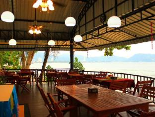 Kalim Beach Place Phuket - Sea View restaurant