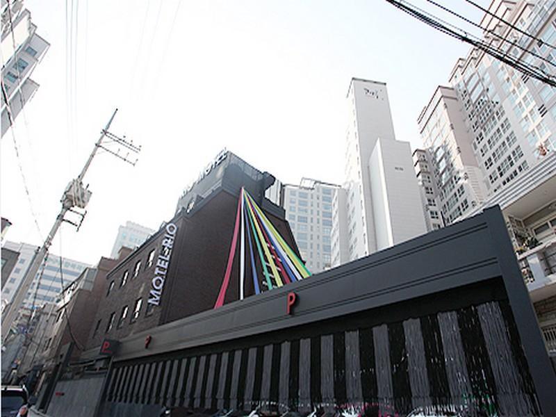 South Korea-리오 모텔 (Rio Motel)