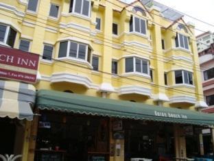 Karon Beach Inn फुकेत - होटल बाहरी सज्जा