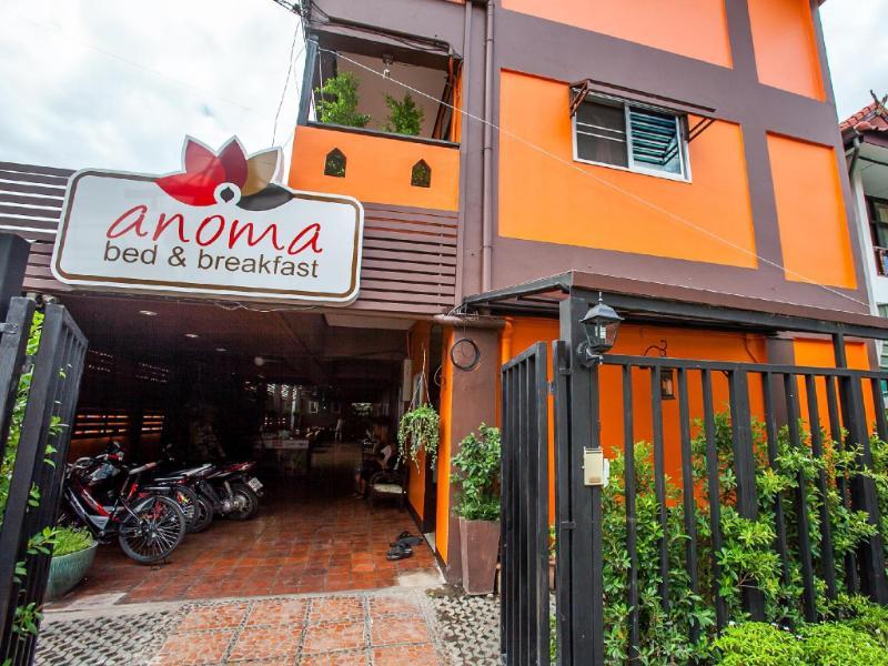 Anoma Bed Breakfast ChiangMai Thailand