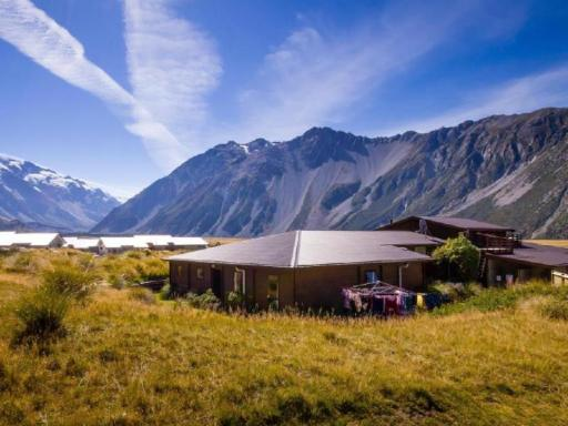 YHA Mount Cook PayPal Hotel Mount Cook