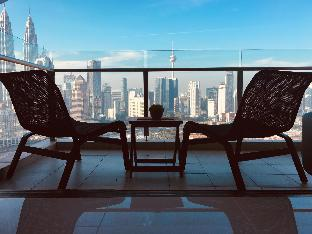 Luxury KLCC view, 2Bedroom,10 min Bukit Bintang#29