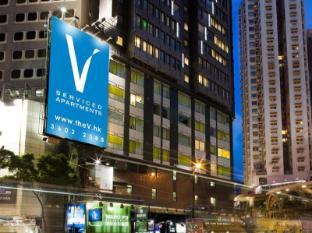 香港V銅鑼灣酒店  香港