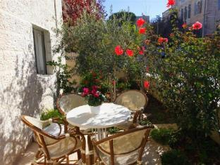 Tamar Residence Hotel Jeruzalem - vrt