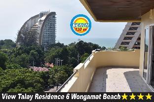 View Talay Residence 6 Wongamat Sand Beach