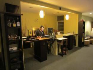 Brookes Terrace Kuching - Recepção