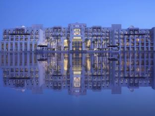 Anantara Eastern Mangroves Hotel & Spa Abu Dhabi - Hotel Exterior from the Mangroves