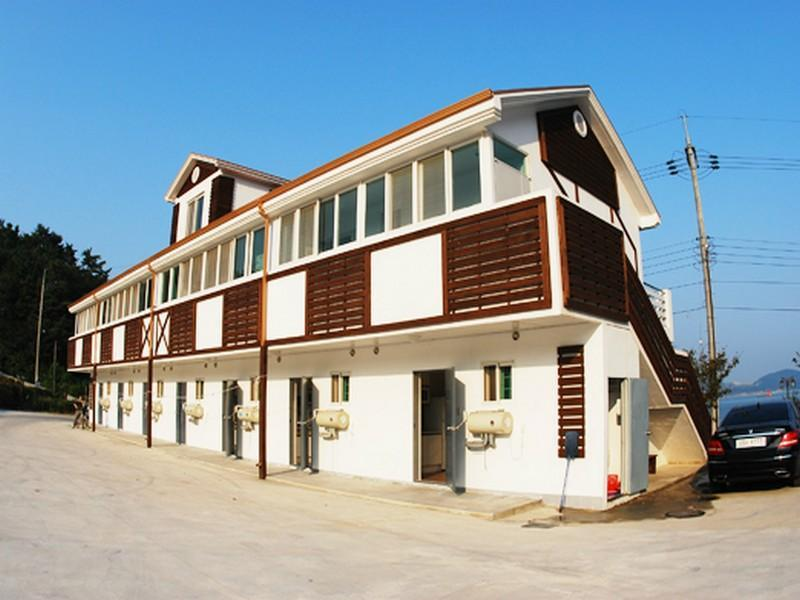 South Korea-남해 유스 호스텔 (Namhae Youth Hostel)