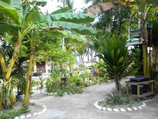 Sunday Flower Beach Hotel and Resort Wyspa Bantayan - Ogród