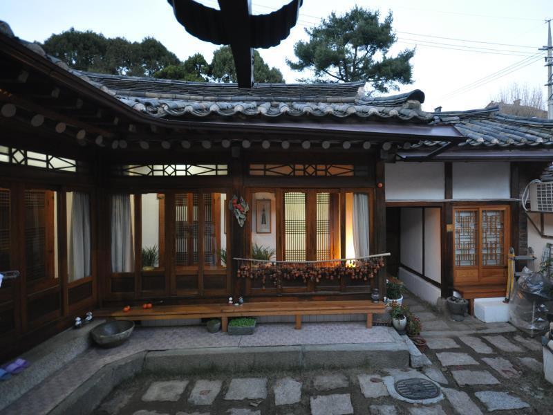 South Korea-가인 한옥 게스트하우스 (Gain Hanok Guesthouse)