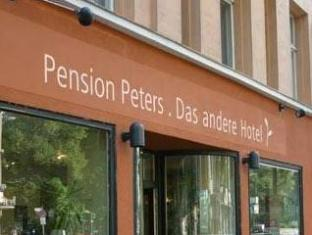 Pension Peters Berlin Berlin - Utsiden av hotellet